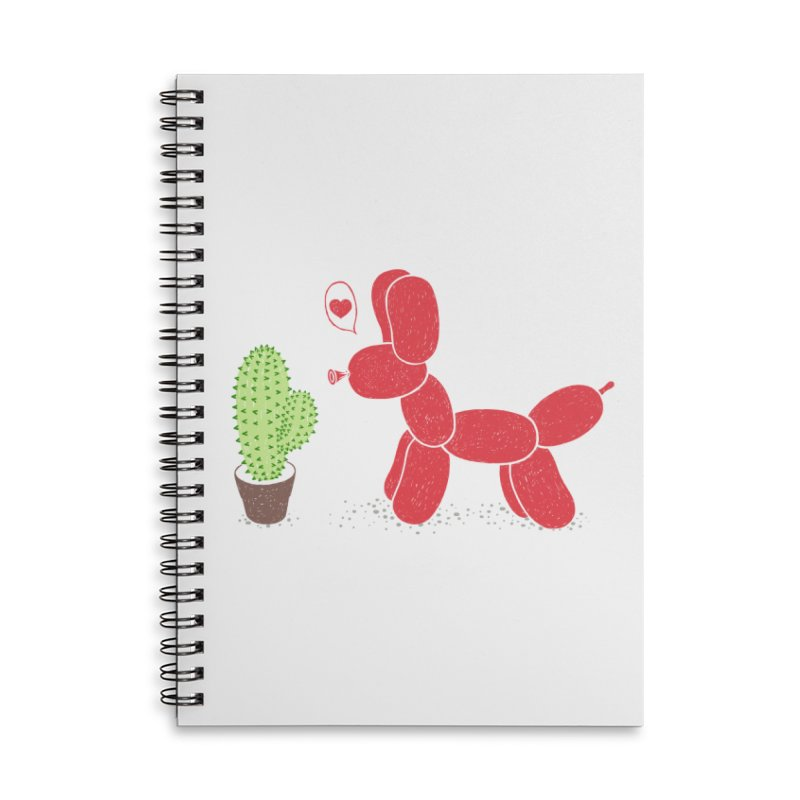 sometimes love is death Accessories Notebook by makapa's Artist Shop