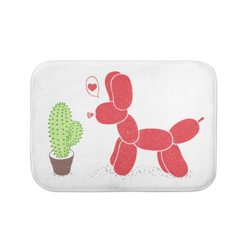 sometimes love is death Home Bath Mat by makapa's Artist Shop