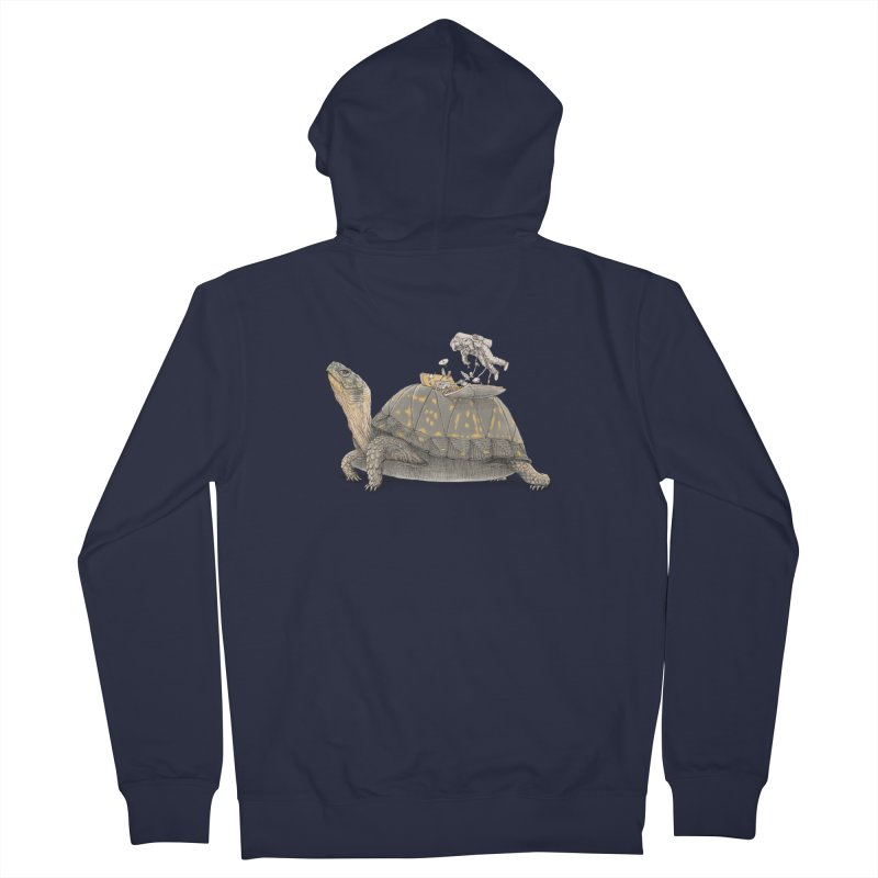 busy in holiday Men's Zip-Up Hoody by makapa's Artist Shop