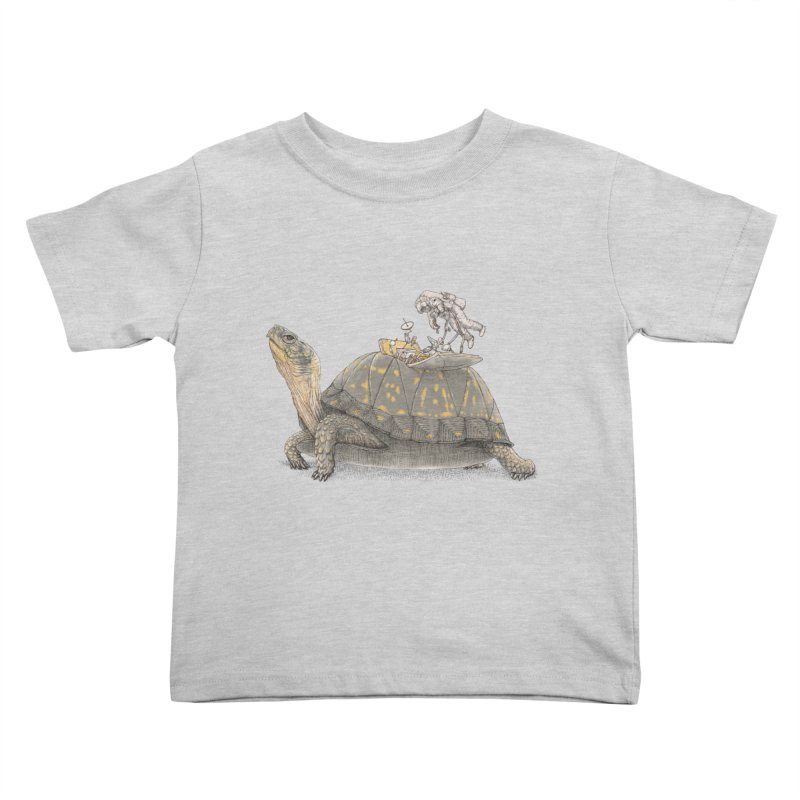 busy in holiday Kids Toddler T-Shirt by makapa's Artist Shop