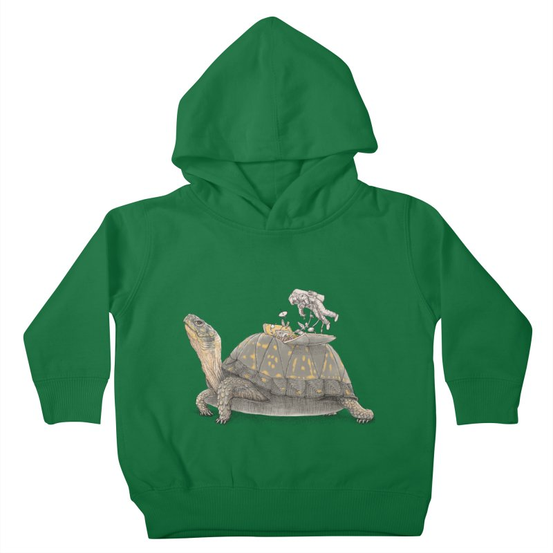 busy in holiday Kids Toddler Pullover Hoody by makapa's Artist Shop