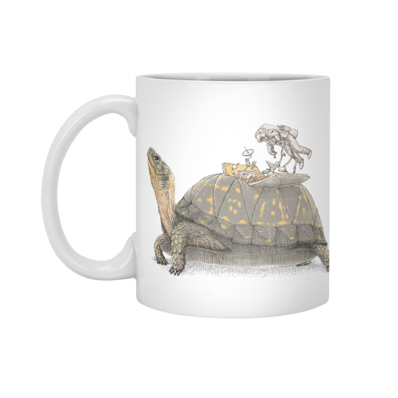 busy in holiday Accessories Standard Mug by makapa's Artist Shop