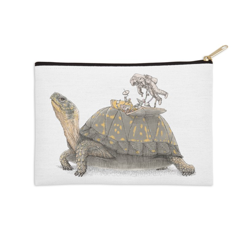 busy in holiday Accessories Zip Pouch by makapa's Artist Shop