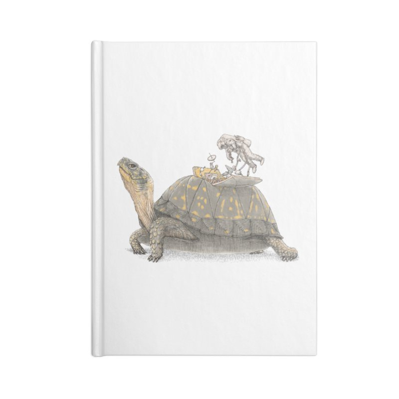 busy in holiday Accessories Notebook by makapa's Artist Shop