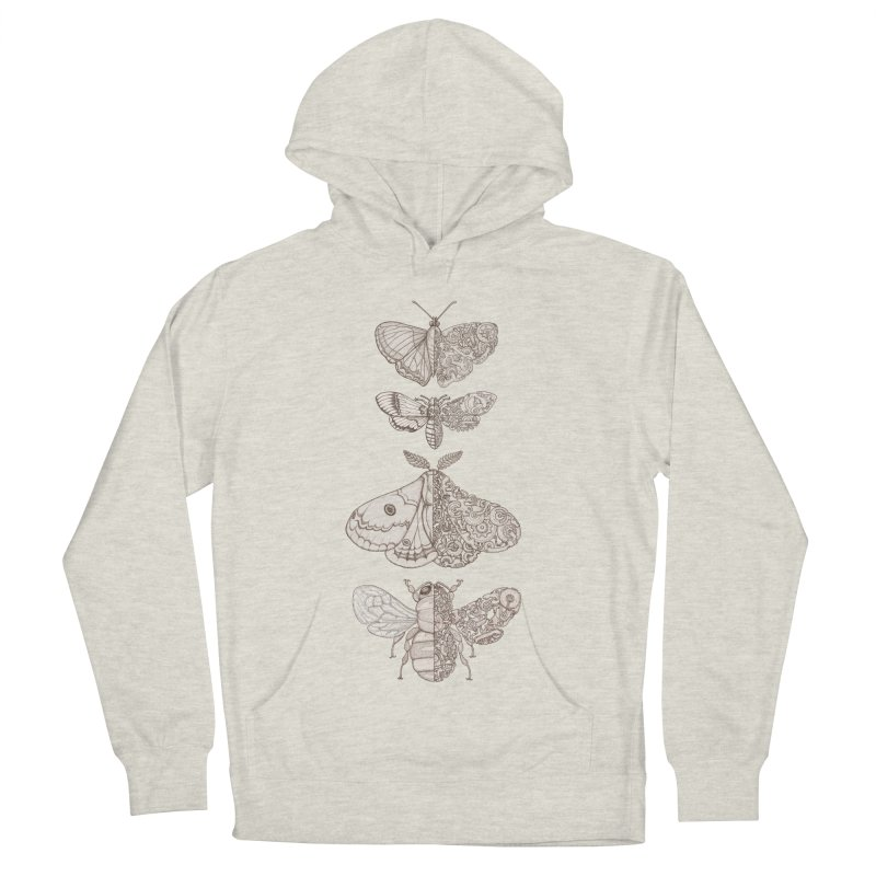 bug scifi Women's Pullover Hoody by makapa's Artist Shop