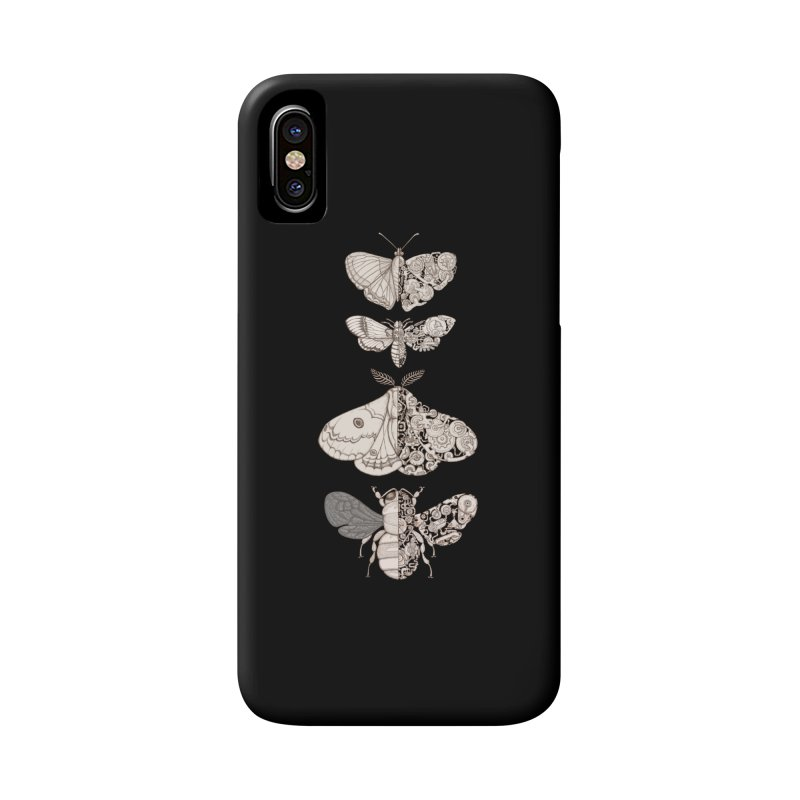bug scifi Accessories Phone Case by makapa's Artist Shop