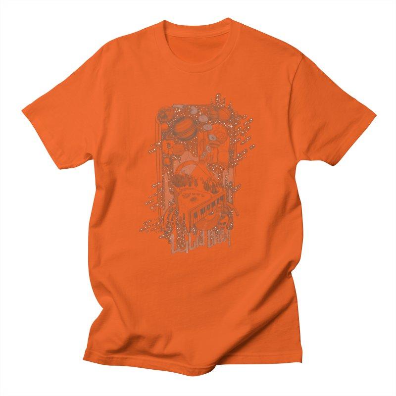 picnic in lucid dream Men's T-Shirt by makapa's Artist Shop