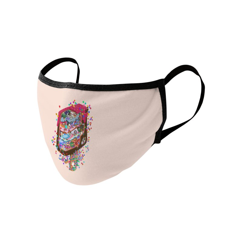 in ice cream Accessories Face Mask by makapa's Artist Shop