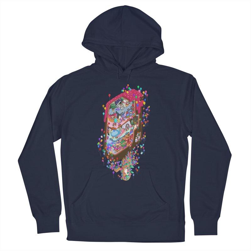 in ice cream Men's Pullover Hoody by makapa's Artist Shop