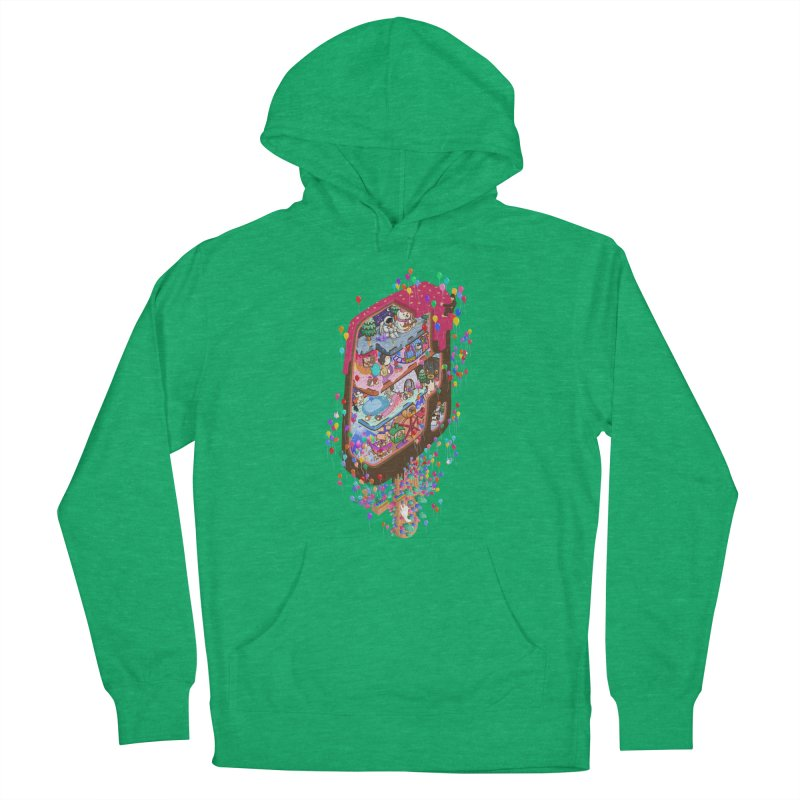 in ice cream Women's Pullover Hoody by makapa's Artist Shop