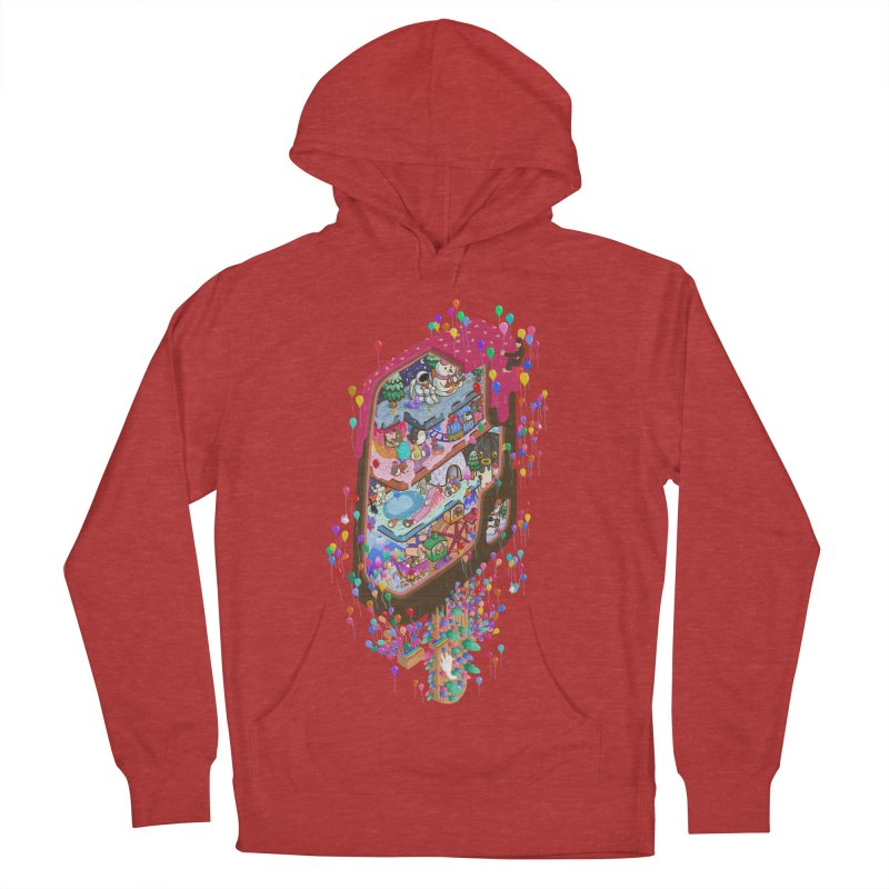 in ice cream Men's Pullover Hoody by makapa's Artist Shop