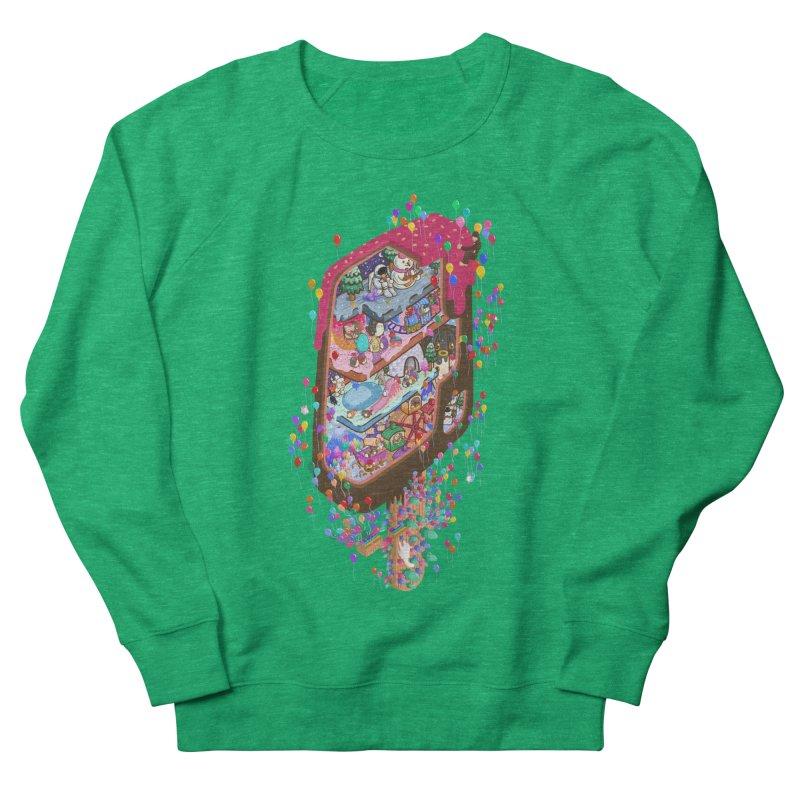 in ice cream Women's Sweatshirt by makapa's Artist Shop