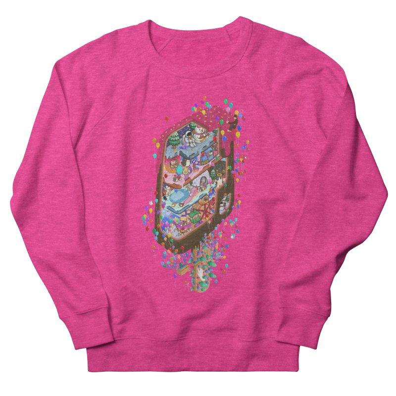 in ice cream Men's Sweatshirt by makapa's Artist Shop