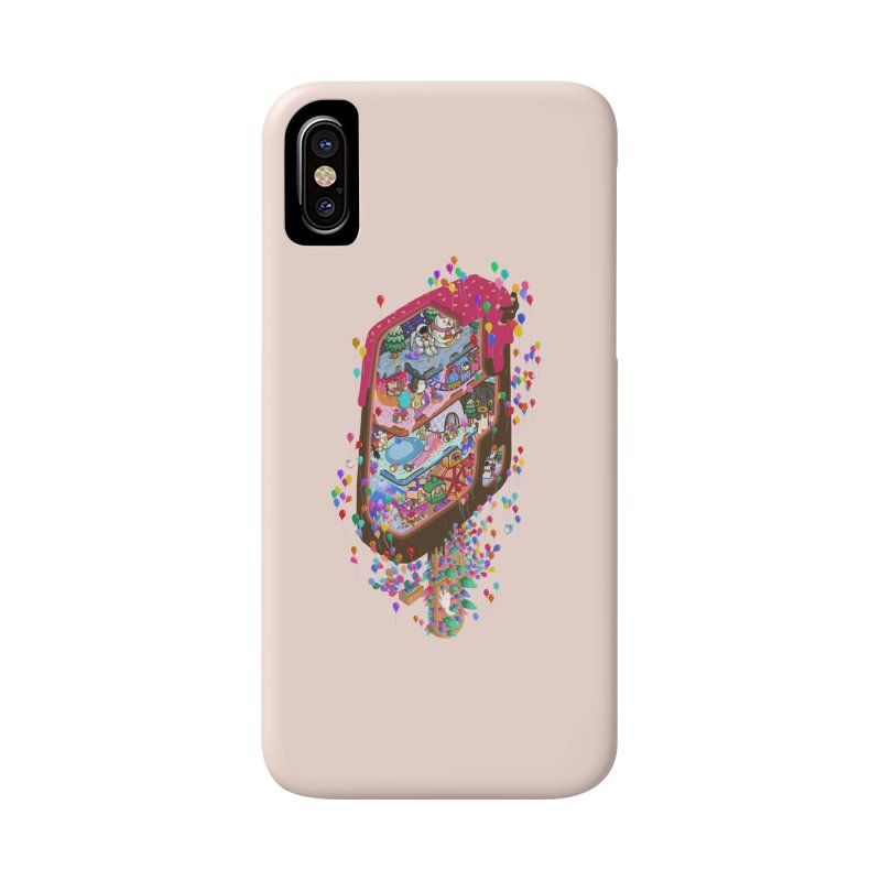 in ice cream Accessories Phone Case by makapa's Artist Shop