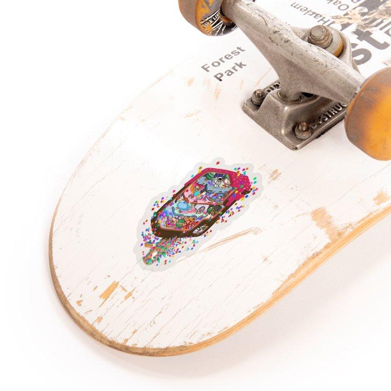 in ice cream Accessories Sticker by makapa's Artist Shop