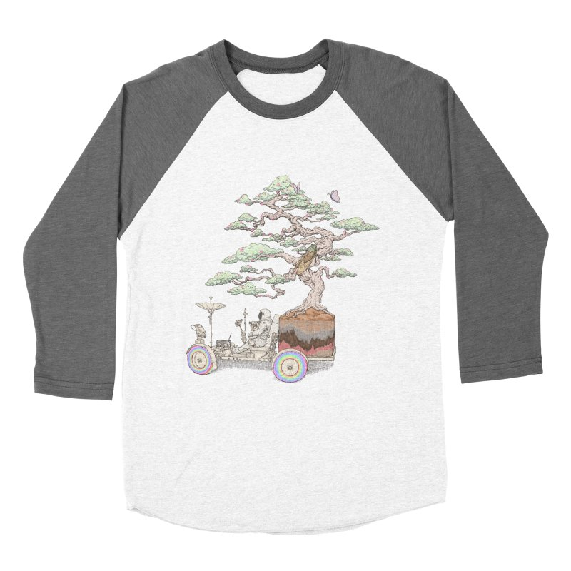 chill on the road Women's Longsleeve T-Shirt by makapa's Artist Shop
