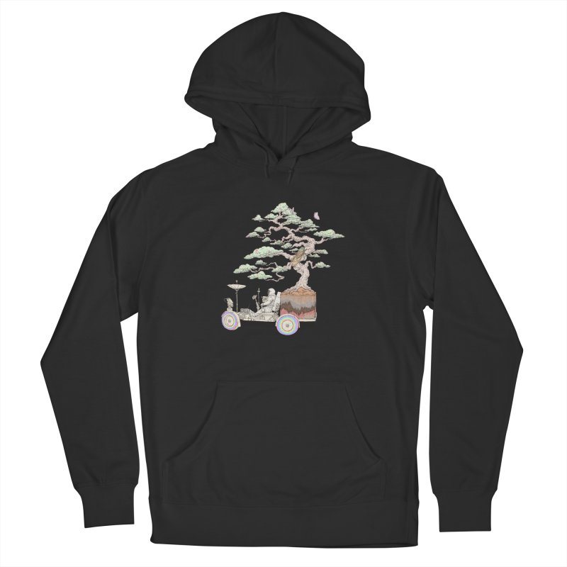 chill on the road Women's Pullover Hoody by makapa's Artist Shop