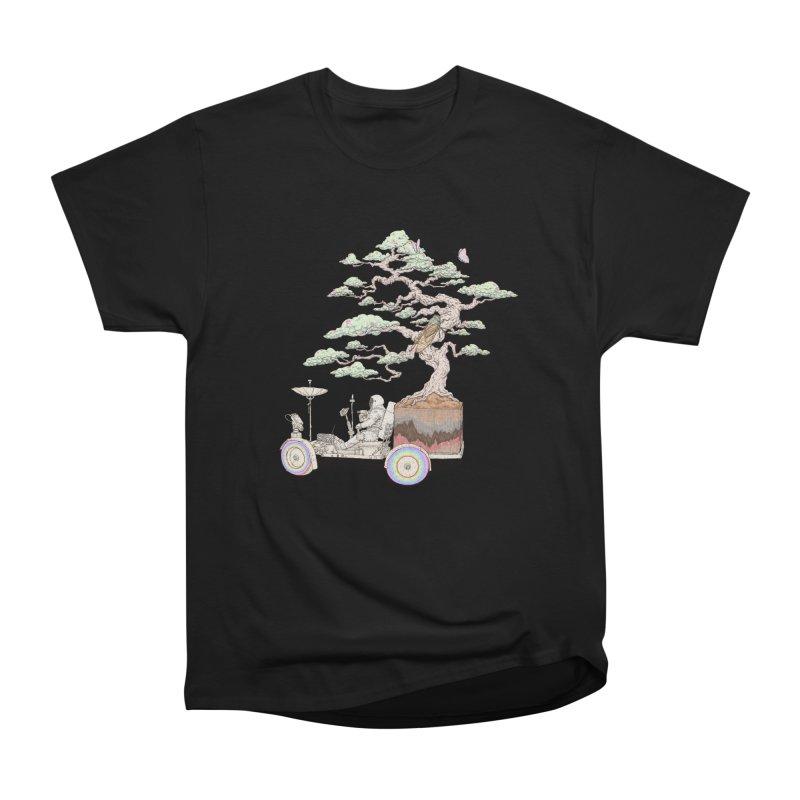 chill on the road Men's Heavyweight T-Shirt by makapa's Artist Shop