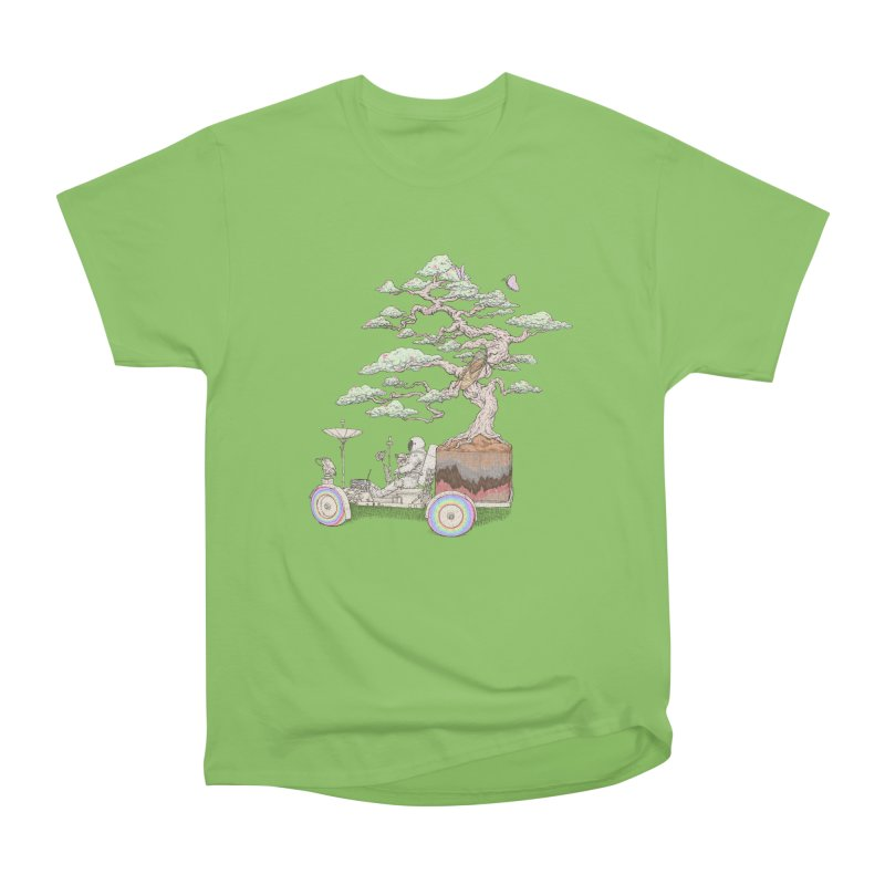 chill on the road Women's Heavyweight Unisex T-Shirt by makapa's Artist Shop