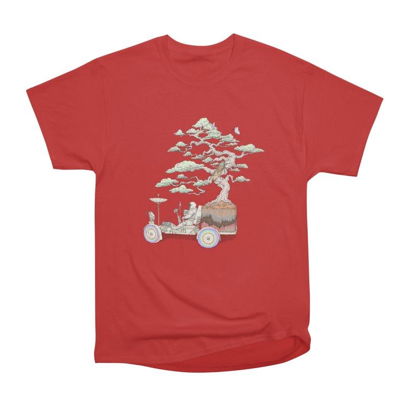 chill on the road Women's Heavyweight Unisex T-Shirt by makapa's Artist Shop