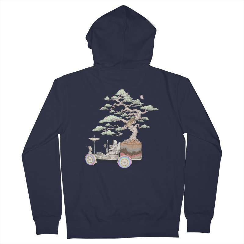 chill on the road Women's Zip-Up Hoody by makapa's Artist Shop