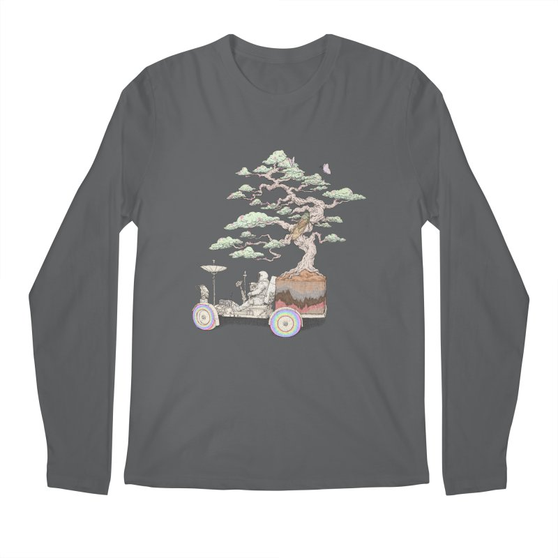 chill on the road Men's Longsleeve T-Shirt by makapa's Artist Shop