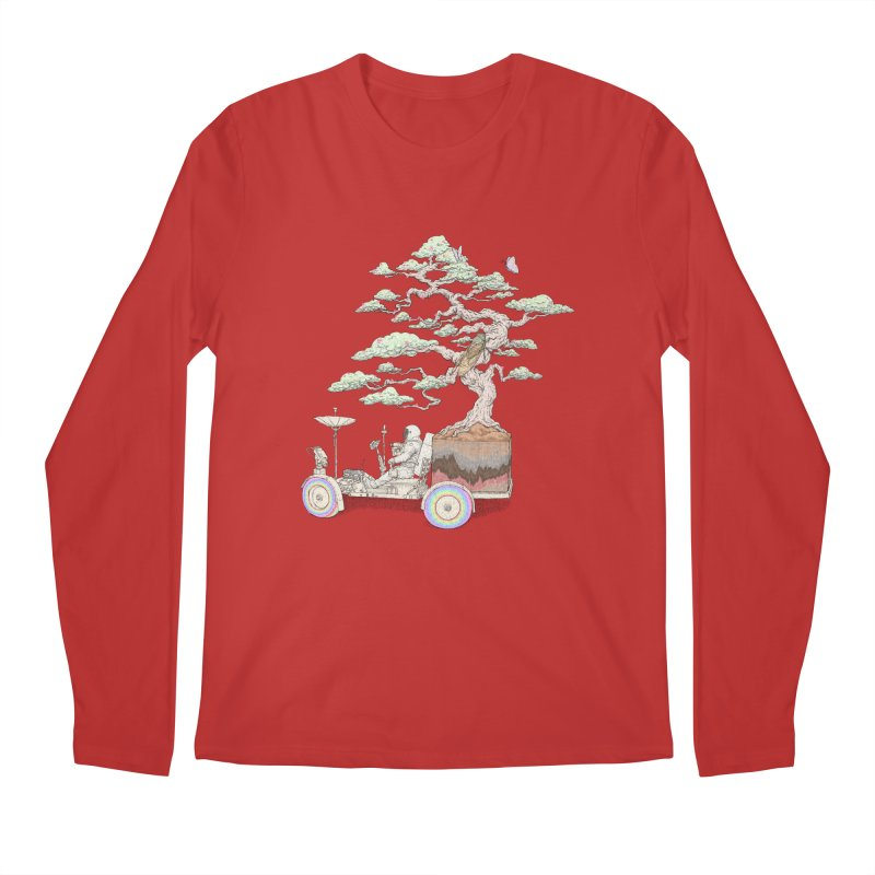 chill on the road Men's Longsleeve T-Shirt by makapa's Artist Shop