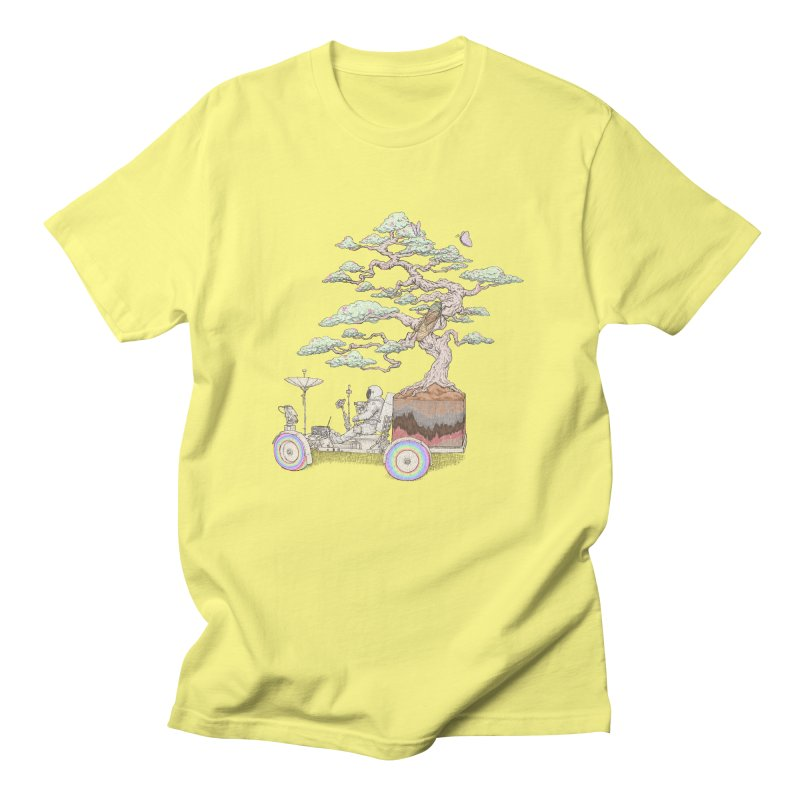 chill on the road Men's T-Shirt by makapa's Artist Shop