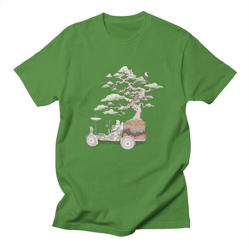 chill on the road Men's Regular T-Shirt by makapa's Artist Shop