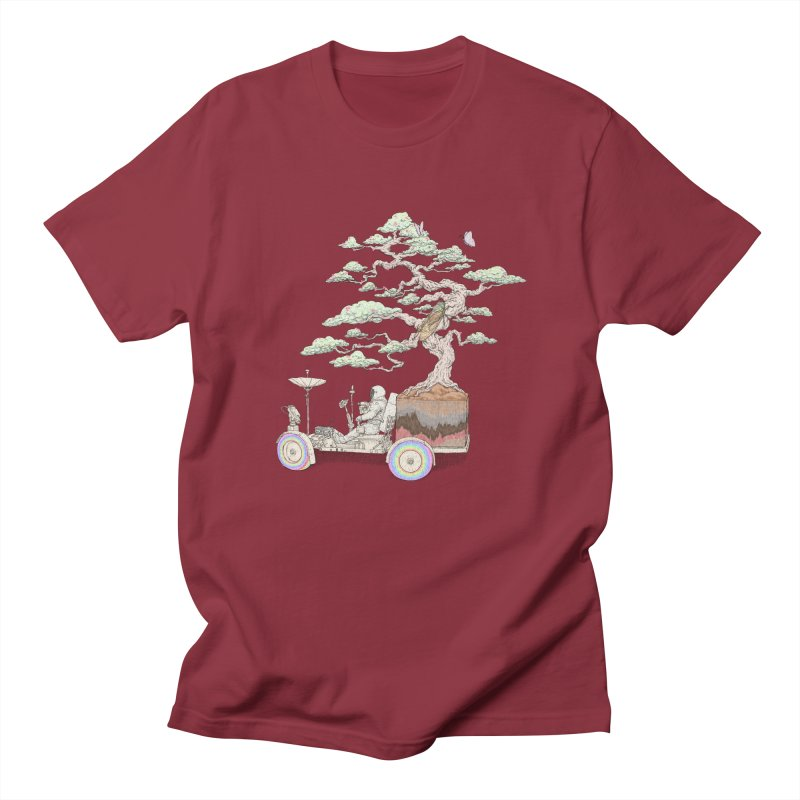 chill on the road Women's Regular Unisex T-Shirt by makapa's Artist Shop