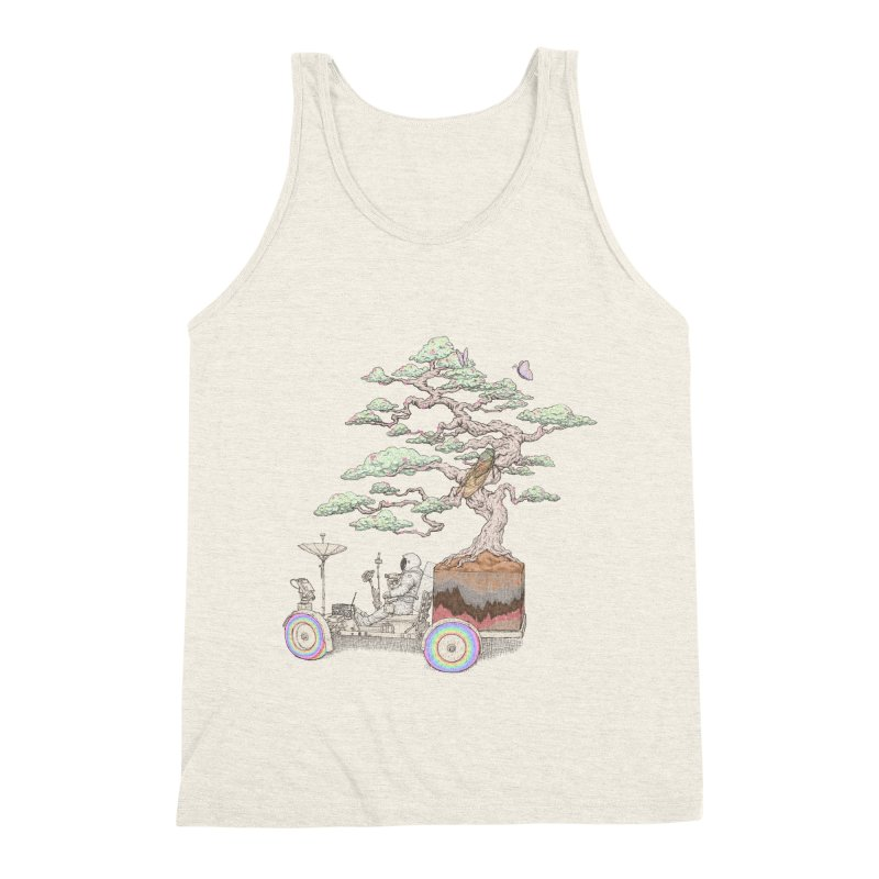 chill on the road Men's Tank by makapa's Artist Shop