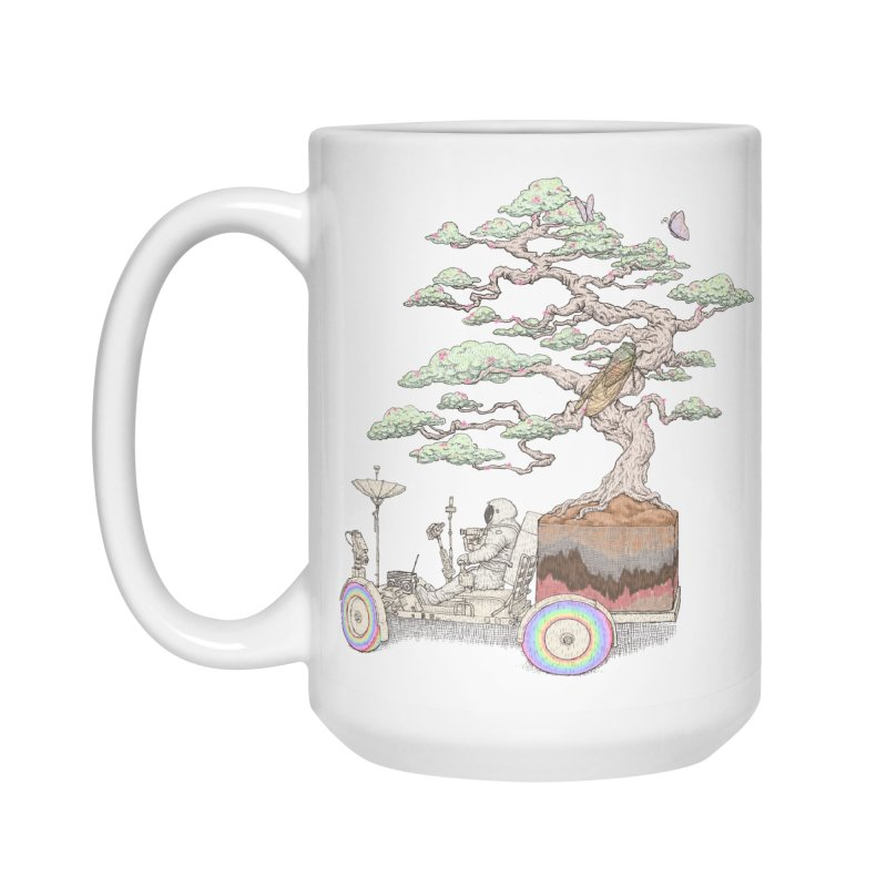 chill on the road Accessories Mug by makapa's Artist Shop