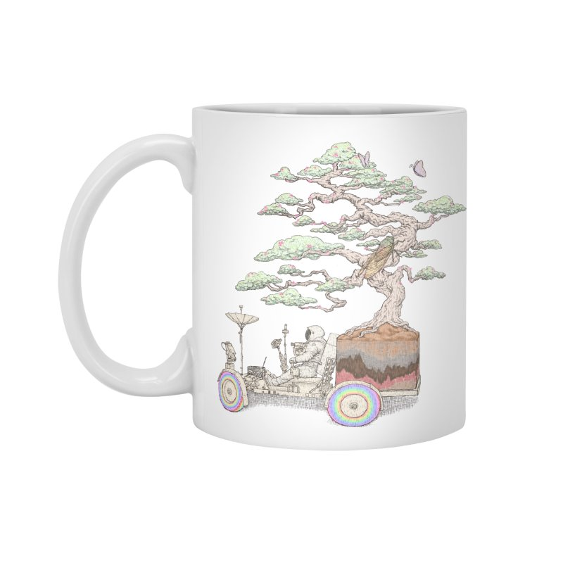 chill on the road Accessories Standard Mug by makapa's Artist Shop