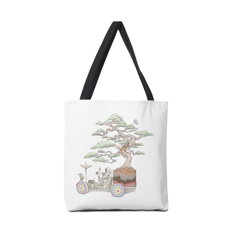 chill on the road Accessories Bag by makapa's Artist Shop