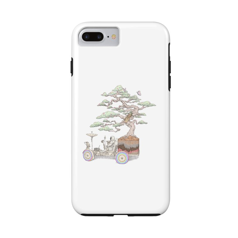 chill on the road Accessories Phone Case by makapa's Artist Shop