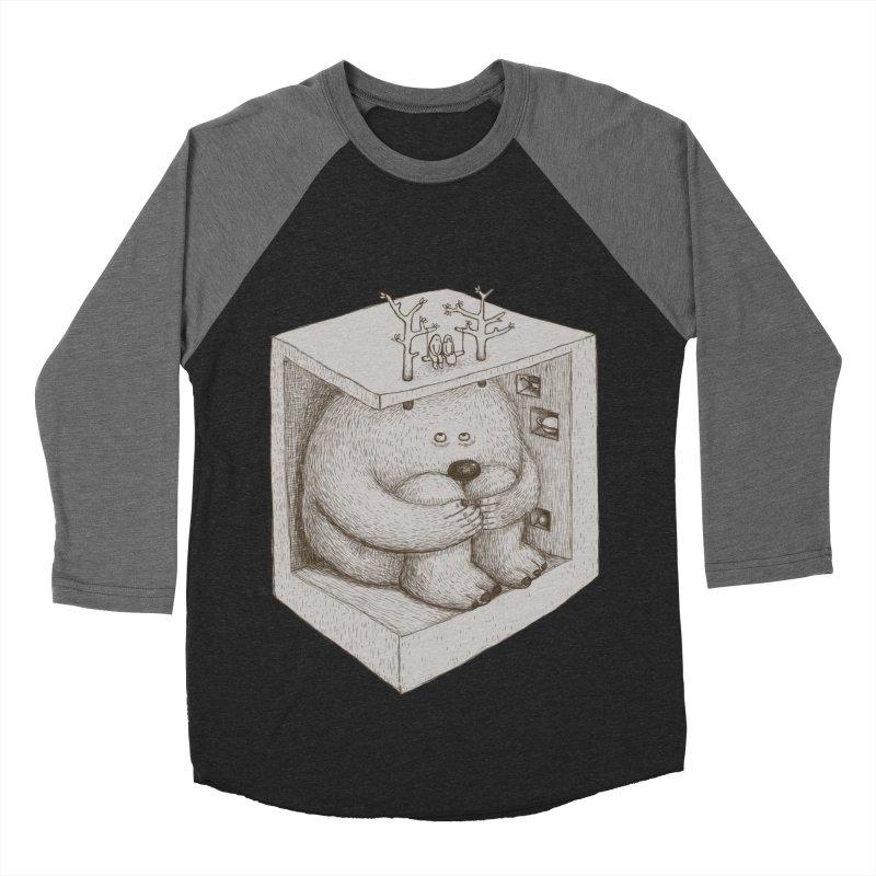 underground imagine Women's Baseball Triblend T-Shirt by makapa's Artist Shop