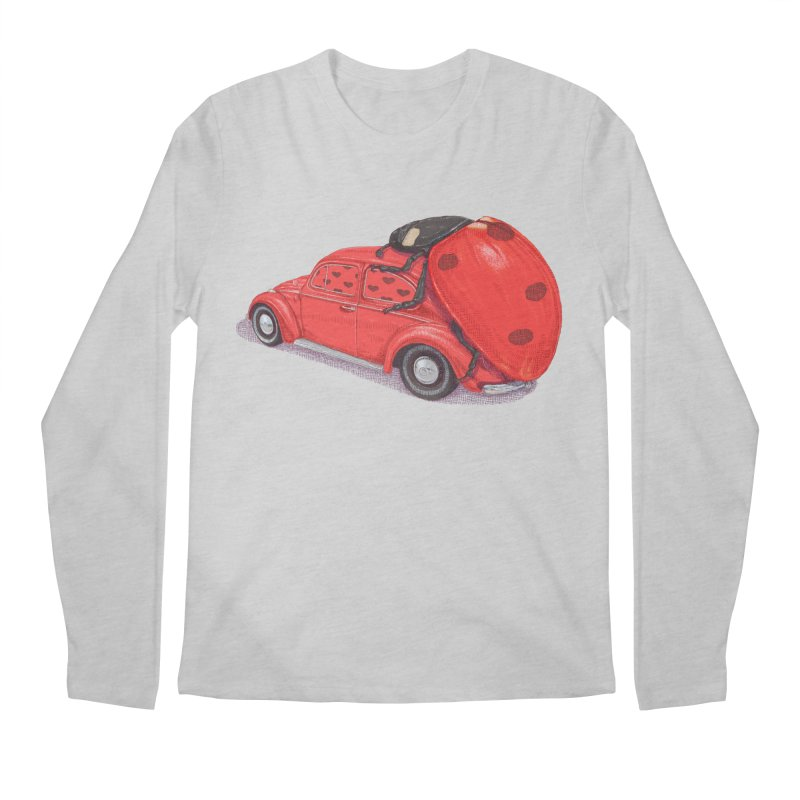 miniatures love Men's Longsleeve T-Shirt by makapa's Artist Shop