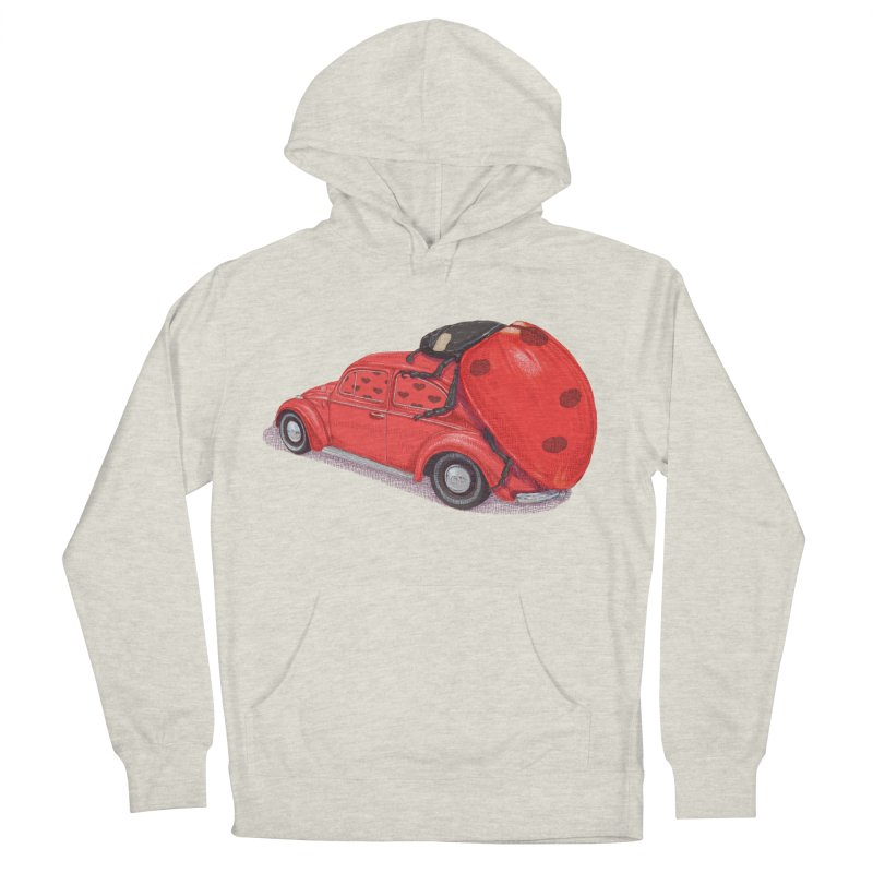 miniatures love Women's French Terry Pullover Hoody by makapa's Artist Shop