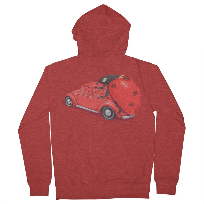 miniatures love Men's Zip-Up Hoody by makapa's Artist Shop
