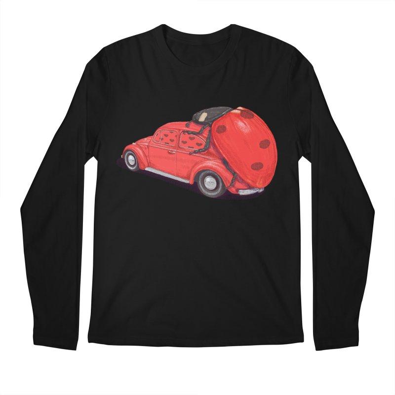 miniatures love Men's Regular Longsleeve T-Shirt by makapa's Artist Shop