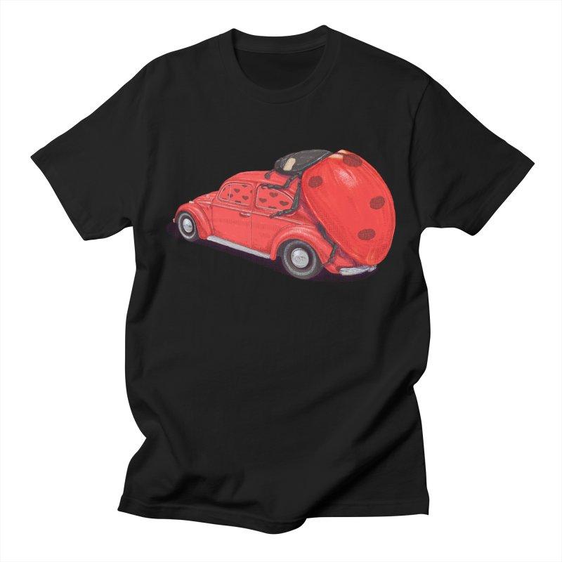 miniatures love Men's T-Shirt by makapa's Artist Shop