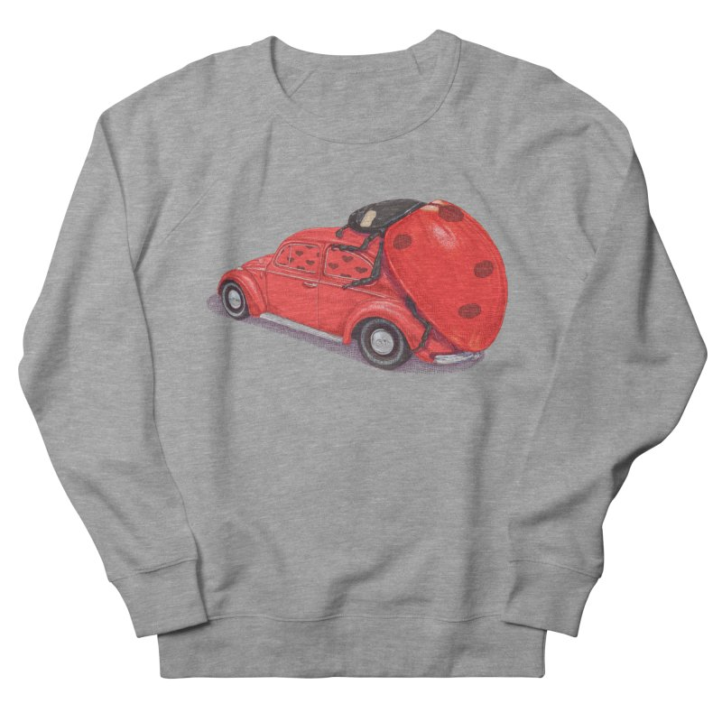 miniatures love Women's French Terry Sweatshirt by makapa's Artist Shop