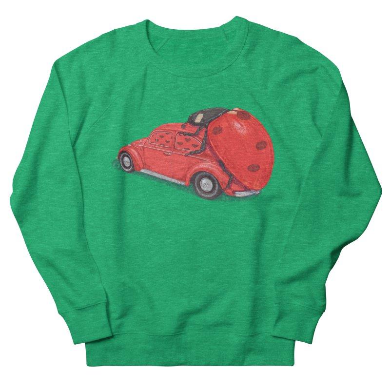 miniatures love Men's French Terry Sweatshirt by makapa's Artist Shop