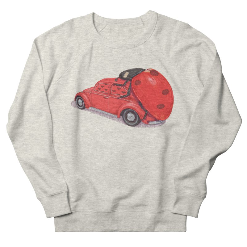 miniatures love Men's French Terry Sweatshirt by makapa's Artist Shop