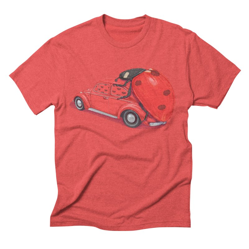 miniatures love Men's T-Shirt by makapa's Artist Shop