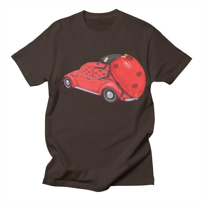 miniatures love Men's Regular T-Shirt by makapa's Artist Shop