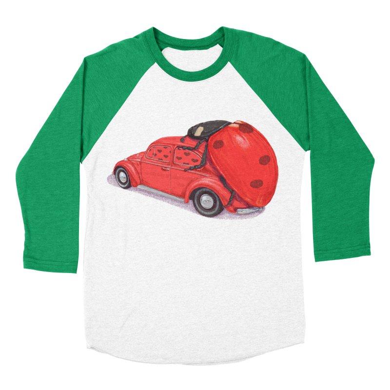 miniatures love Women's Baseball Triblend Longsleeve T-Shirt by makapa's Artist Shop