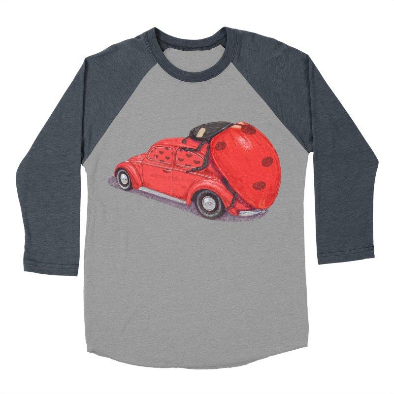 miniatures love Men's Baseball Triblend Longsleeve T-Shirt by makapa's Artist Shop