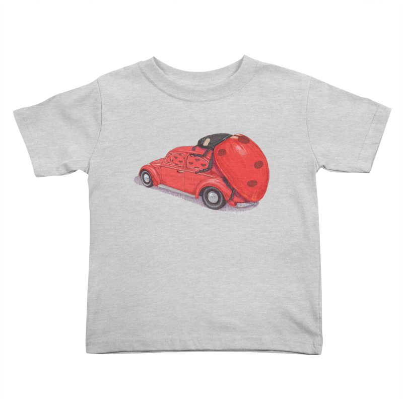 miniatures love Kids Toddler T-Shirt by makapa's Artist Shop