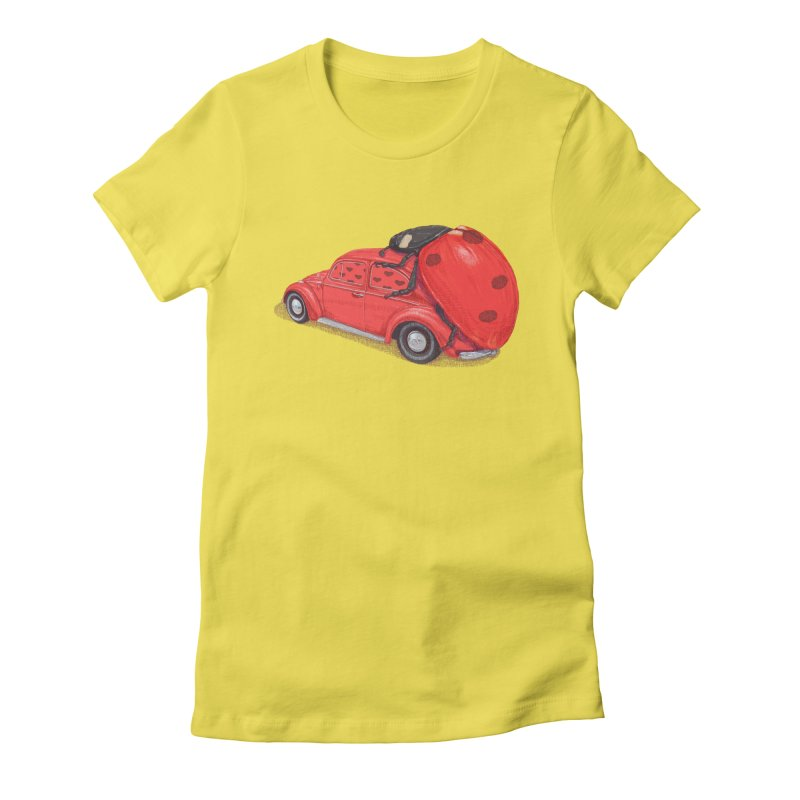 miniatures love Women's T-Shirt by makapa's Artist Shop